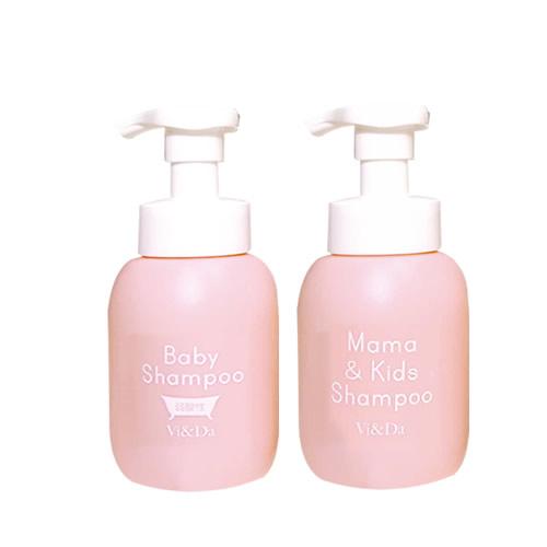 Baby Sampoo(ベビーシャンプー シャンプー) / Mama&Kids Shampoo(ママ&キッズ シャンプー)